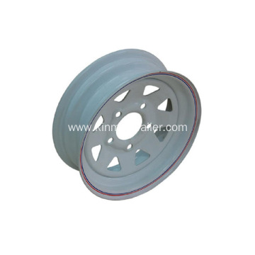 Steel Wheel Rim For Box Trailer